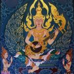 Bra Banjasing (Acryl auf Leinwand, ca. 75 x 110 cm, 450,00 €)