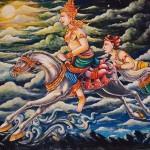 Tempelmalerei
